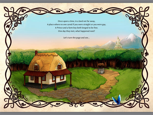 Promised Land (English): Screenshot