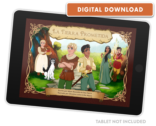 La Tierra Prometida (Spanish) eBook