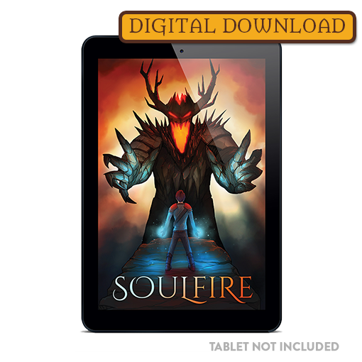 Soulfire (English) [eBook]