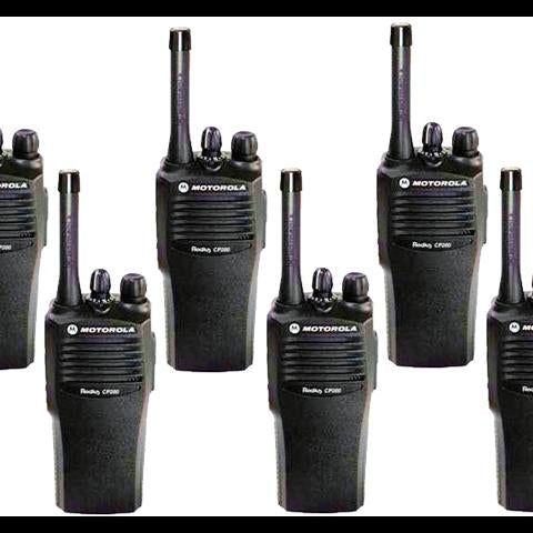 Order Foam Inserts for Motorola Walkie Talkie CP200-Cobra Foam Inserts and Cases