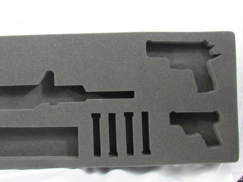 Pelican Storm Case iM3100 With custom inserts for AR rifle,