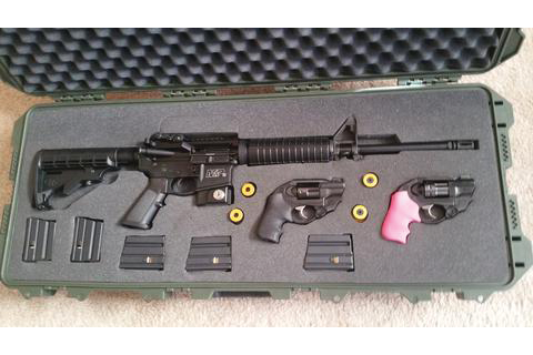 Smith Wesson Sport Case AR15