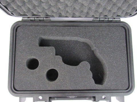 Smith and Wesson 649 revolver case