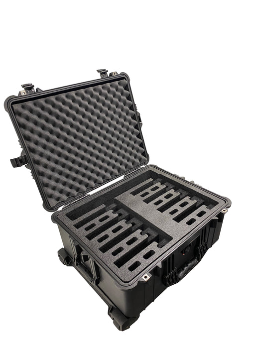 Nanuk Case 945 Range Case for 8 Handguns and Magazines (Foam ONLY)