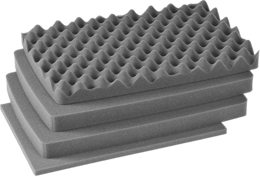 "Zero Halliburton Case 20.5"" x 12.5"" Replacement Foam Inserts Set (4 Pieces)"