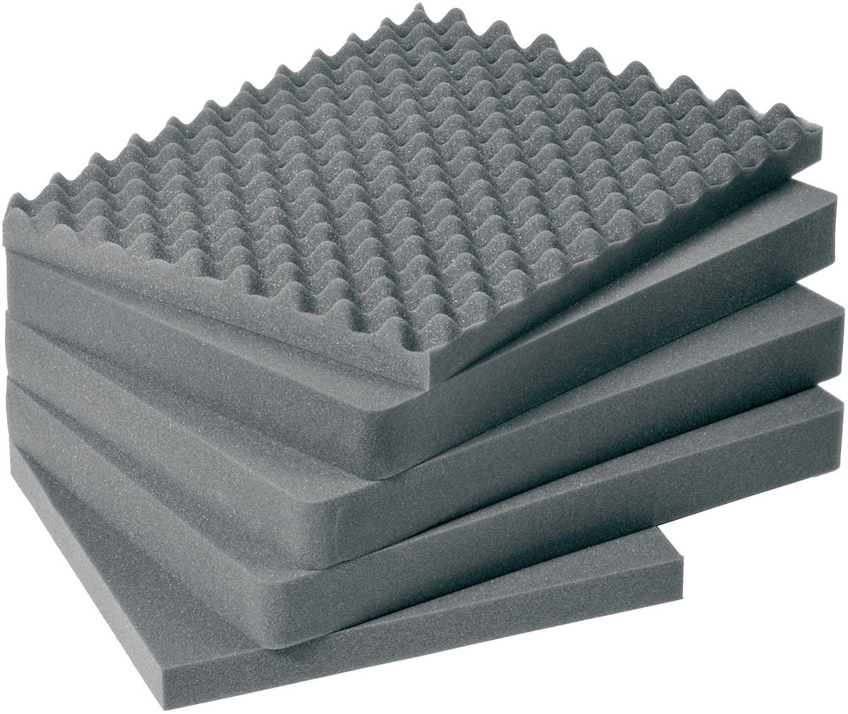 Pelican Storm Case iM2700 Replacement Foam Inserts Set (5 Pieces)-Cobra Foam Inserts and Cases