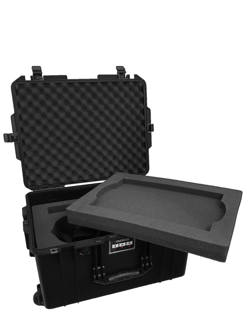 "Pelican Air Case 1607 Foam Insert For Oculus Rift S & 17"" Laptop (FOAM ONLY)-Cobra Foam Inserts and Cases"