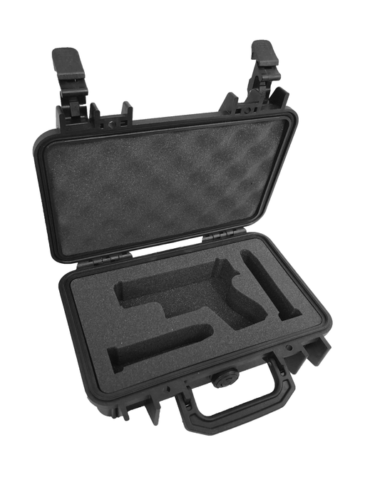 Pelican Case 1170 Custom Foam Insert for Glock 26 and Magazines (Foam Only)