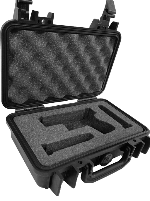 Pelican Case 1170 Custom Foam Insert for Smith & Wesson Shield 9mm & Magazines (Foam Only)