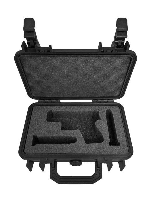 Pelican Case 1170 Custom Foam Insert for Glock 45 and Magazines (Foam Only)