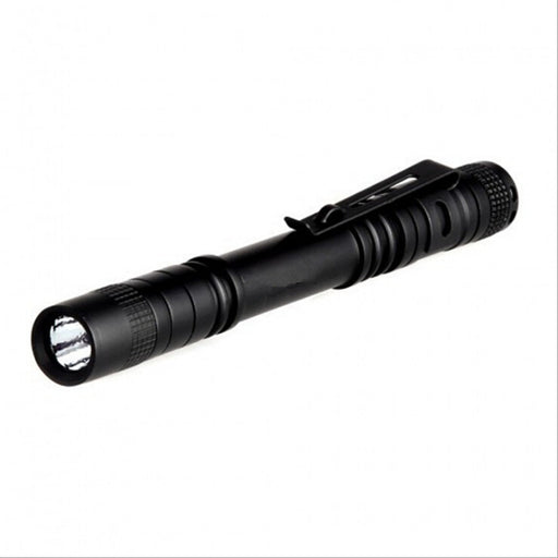 High Power Aluminium Alloy Pen Led XPE Tactical Mini Flashlight