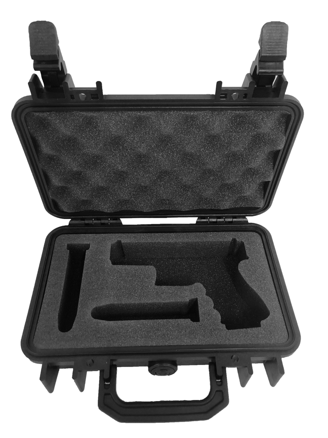Pelican Case 1170 Custom Foam Insert for Glock 27 Handgun and 2 Magazines (Foam Only)