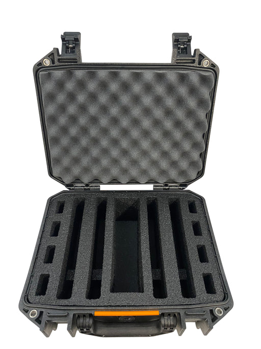 Pelican Vault Case V200 Range Case Foam Insert for 4 Handguns and Magazines