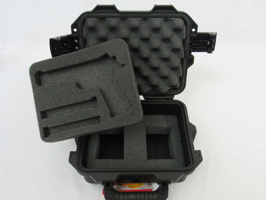 Pelican Storm Case iM2050 Foam Insert for Glock 43 and Magazines (Foam Only)
