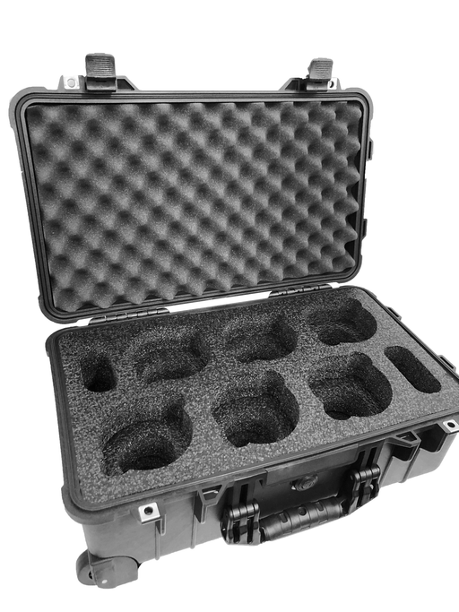 Canon CN-E Prime Lenses Foam Insert for Pelican Case 1510 (Foam Only)