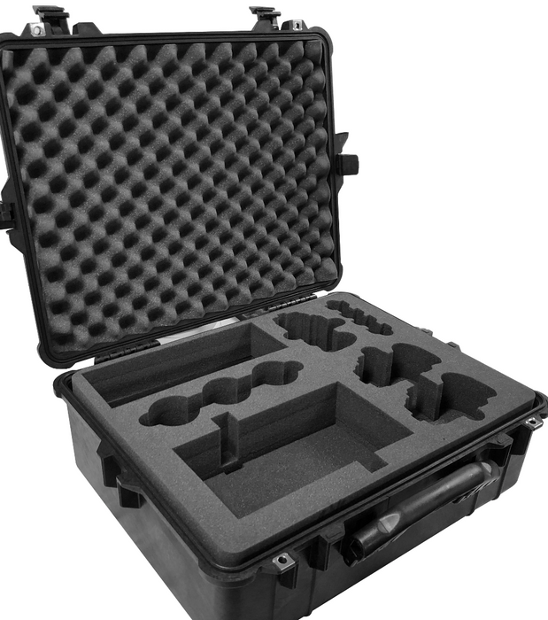 Pelican Case 1600 Foam Insert for Nikon D5 and D800/810 Cameras and Lenses and Accessories (FOAM ONLY)-Cobra Foam Inserts and Cases
