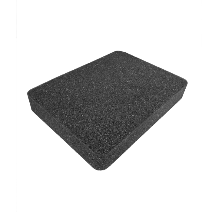 "3.5"" x 3.5"" x .625"" Thick Polyurethane Foam (500 Pieces)"