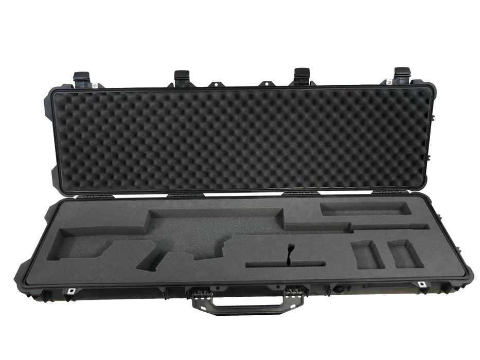 Pelican Case 1750 Foam Insert for Ruger precision Rifle Extended with Scope (FOAM ONLY)
