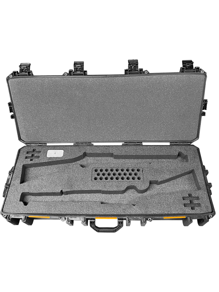 Pelican Case V730 for 2 Benelli M4 Shotguns