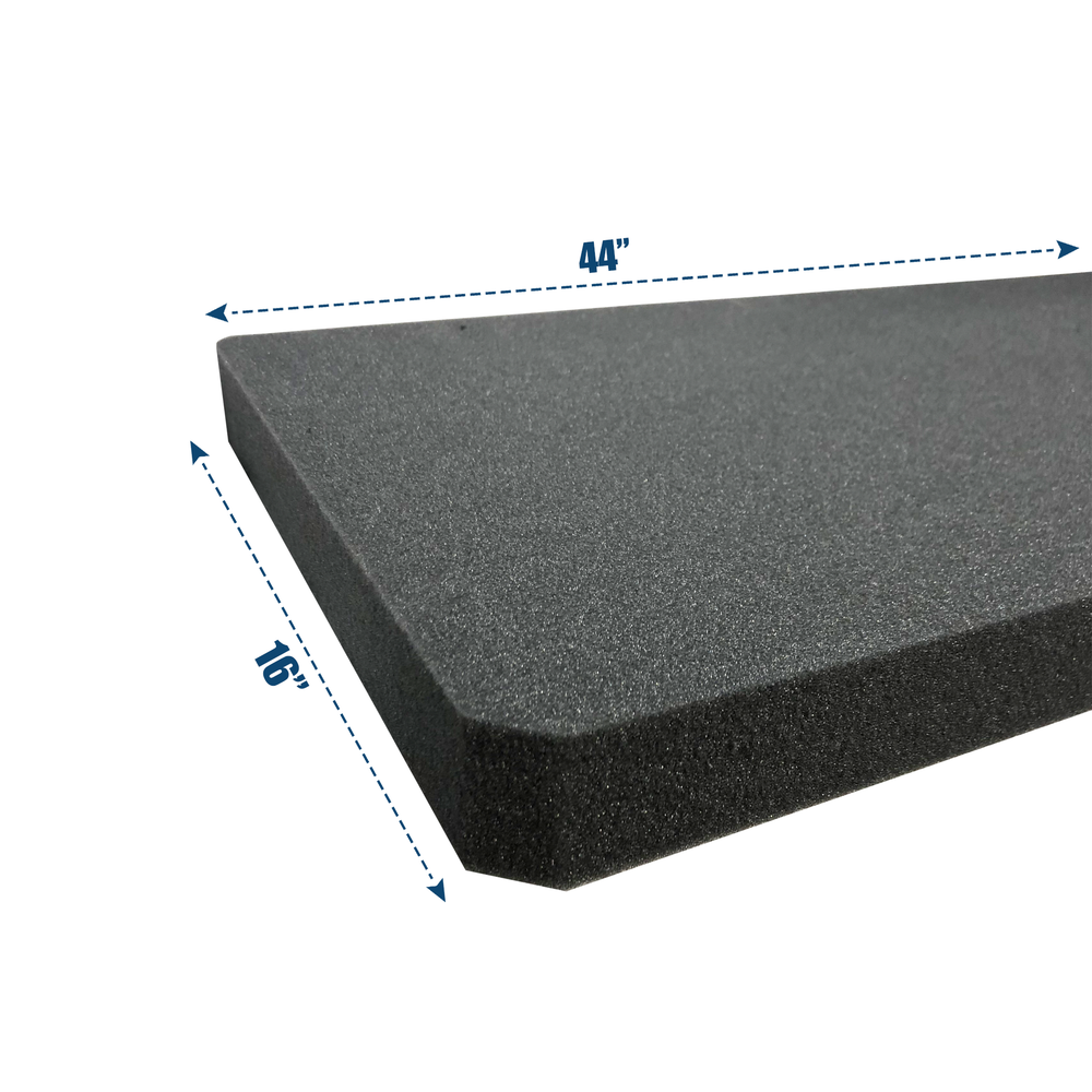 "Pelican Case Vault V730 Replacement Foam Insert Thin Pad (1.00"" Thick Piece)"