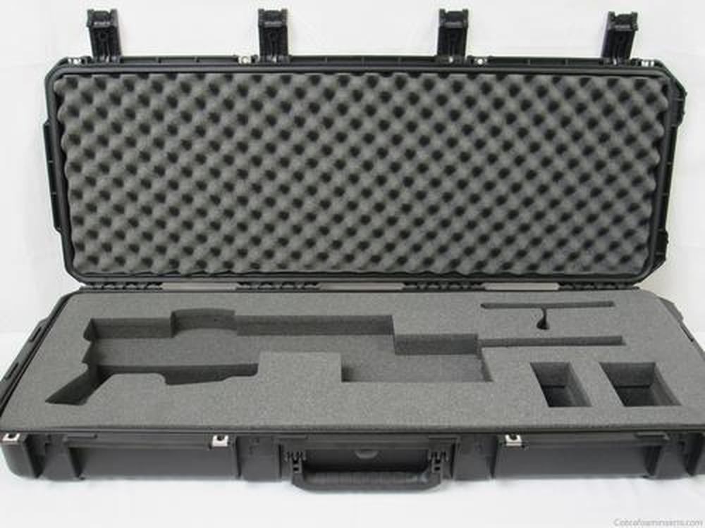 Precut - Cabelas Hard Case Foam Insert For Ruger Precision Rifle Folded With Scope (FOAM ONLY)