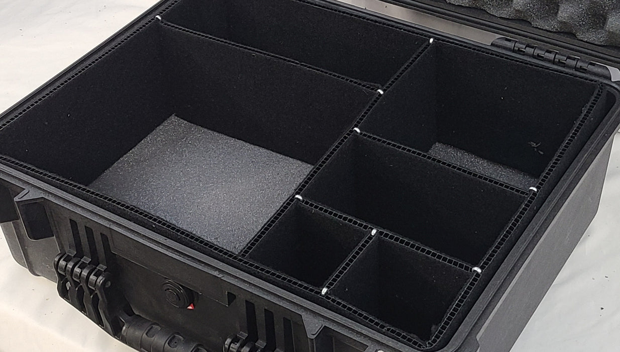 Case Divider System for SKB Cases