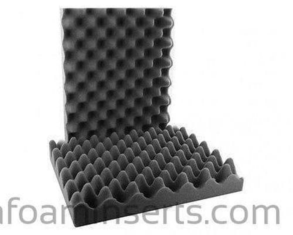 Convoluted Foam Insert (Special Size)