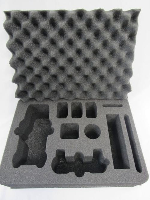 DJI Mavic Drone Foam Insert for Boyt Case H16 (Foam Only)-Pelican-Cobra Foam Inserts