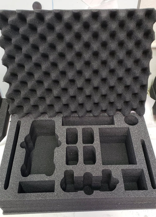 DJI Mavic Drone Foam Insert for Pelican Case 1500 (Foam Only)
