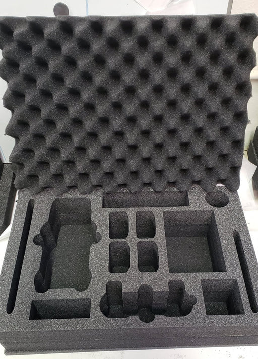 DJI Mavic Drone Foam Insert for Pelican Case 1500 (Foam Only)-Cobra Foam Inserts and Cases