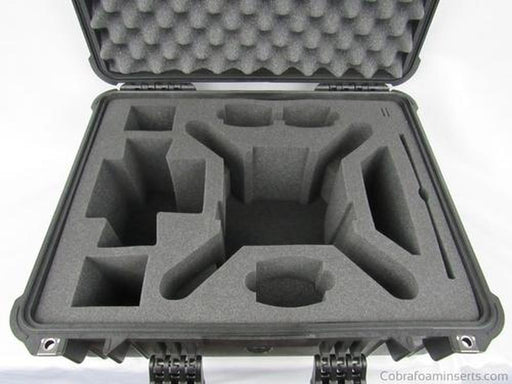 Precut - DJI Phantom 4 Drone Foam Inserts For HPRC2700 Case