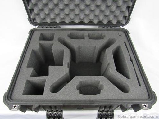 Camera/Video - DJI Phantom 4 Drone Foam Inserts For Pelican Storm Case IM 2700