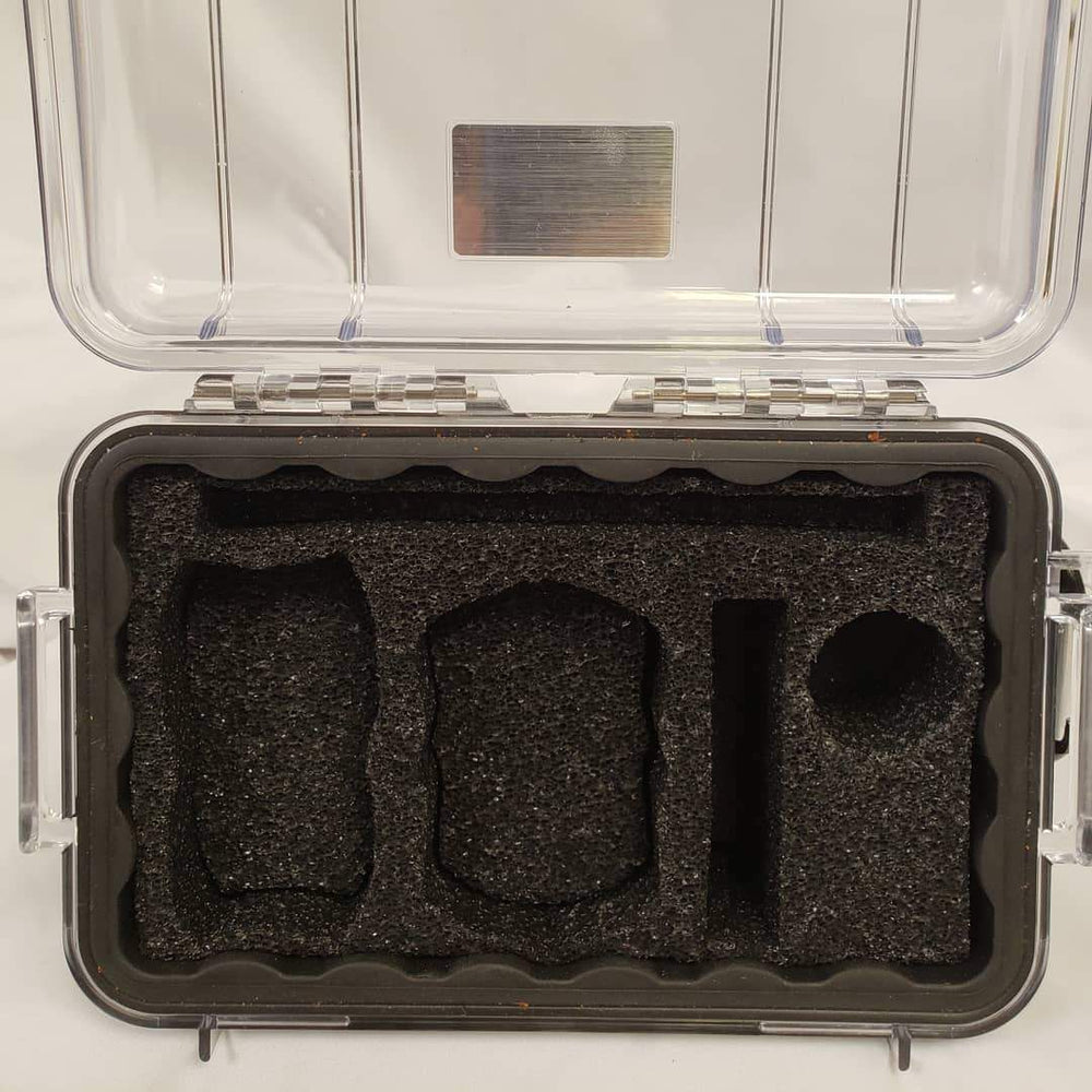 Pelican 1050 Micro Case Foam Insert For Cigar Accessories (FOAM ONLY)-Cobra Foam Inserts and Cases