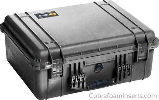 Pelican 1520 Case Custom Walkie Talkie Radio Insert for Retevis H-777 and Accessories-Cobra Foam Inserts-Cobra Foam Inserts