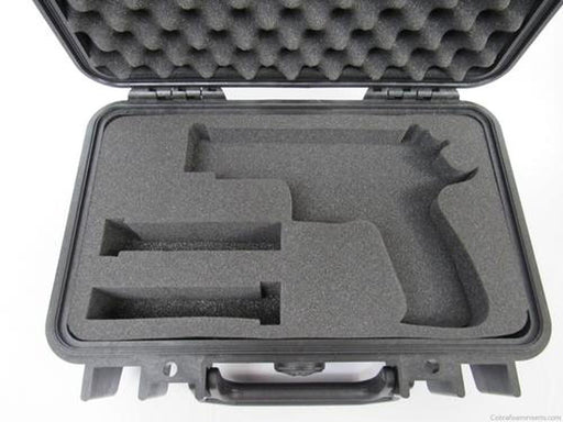 Precut - Pelican Case 1170 With Custom Insert For Sig Sauer 226 & Magazines
