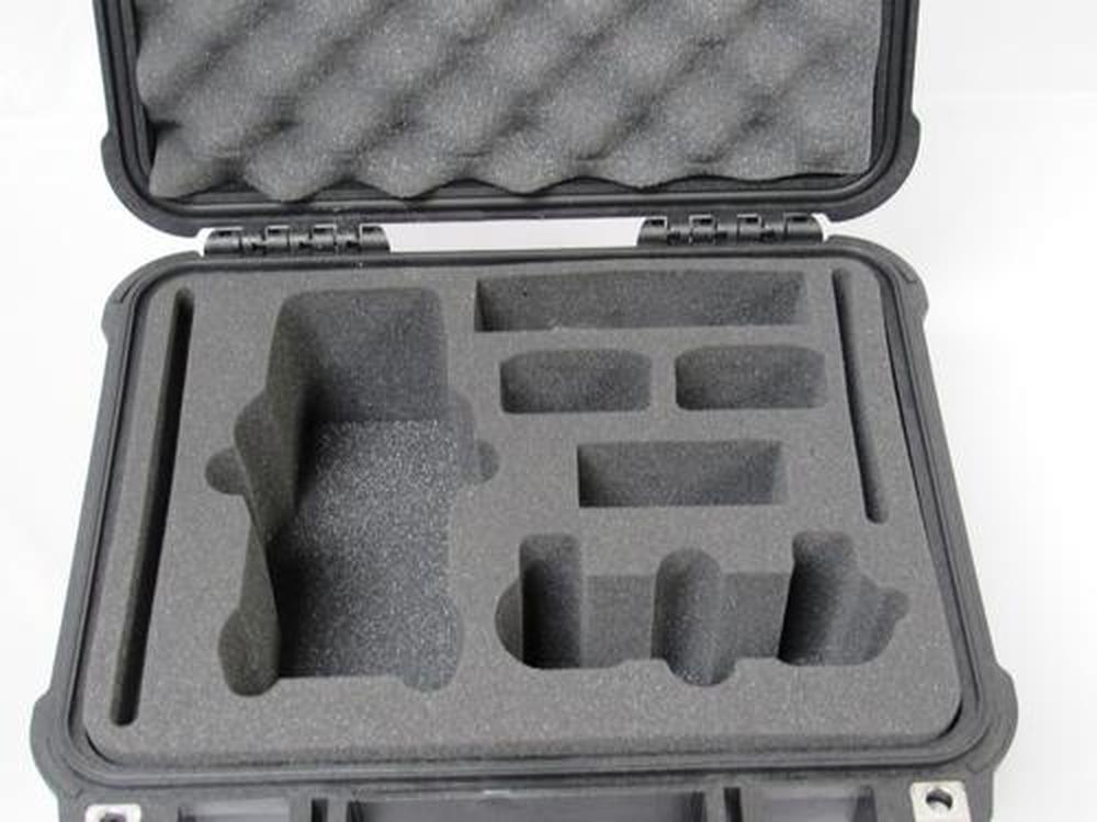 Pelican Case 1450 Replacement Foam Insert For DJI Mavic Drone Fly More Combo (Foam Only)-New-Cobra Foam Inserts