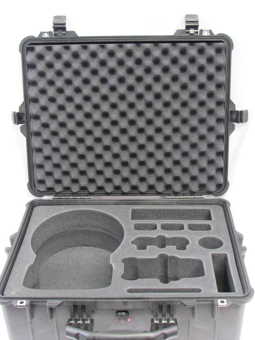 Pelican Case 1600 for DJI Goggles and Mavic Drone (CASE & FOAM)-Cobra Foam Inserts and Cases