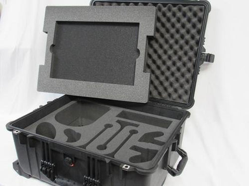 Pelican Case 1610 with Foam Insert for Oculus Rift VR System-Large Laptop (CASE & FOAM)-Pelican-Cobra Foam Inserts