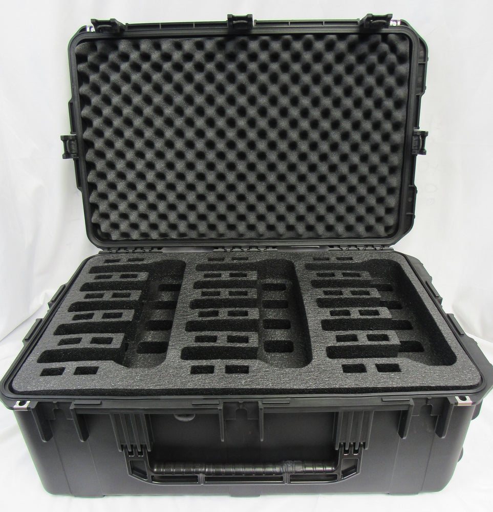 SKB CAse 3i-2918-10 Foam Insert for 15 Handgun - Range Case (FOAM ONLY)