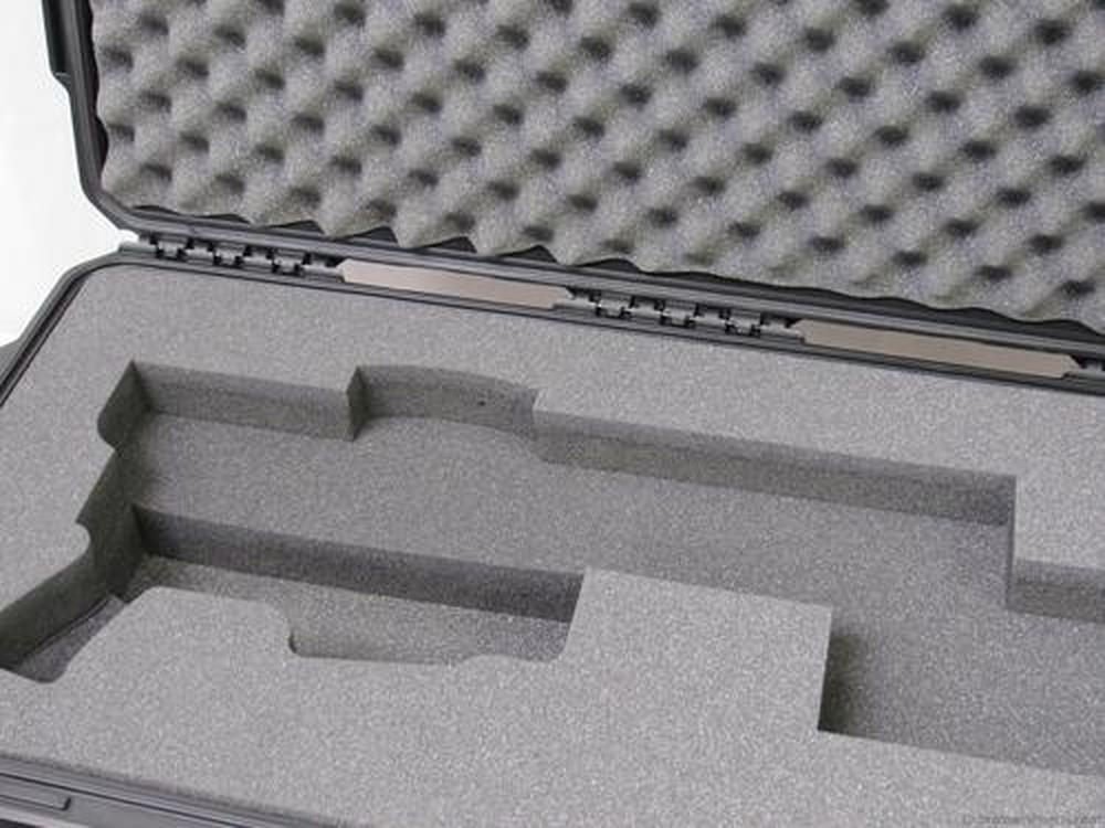 Precut - SKB Case 3i-4214-5  For Ruger Precision Rifle Folded With Scope