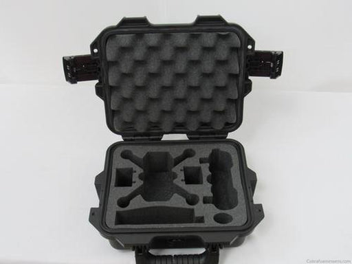 Precut - Pelican Storm Case For DJI Spark Drone And Accessories (Case & Foam)