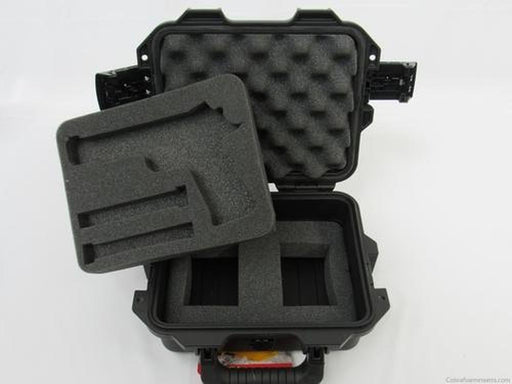 Precut - Pelican Storm Case IM 2050 With Insert For Any Handgun And Magazines (FOAM ONLY)