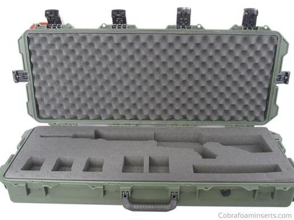 Handgun/Camera - Pelican Storm Case IM3100 With Cutouts For AR And Accesories