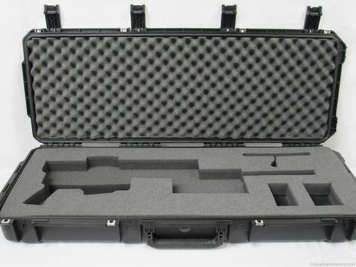Precut - SKB Case 3i-4214-5  Foam Insert For Ruger Precision Rifle Folded With Scope (FOAM ONLY)