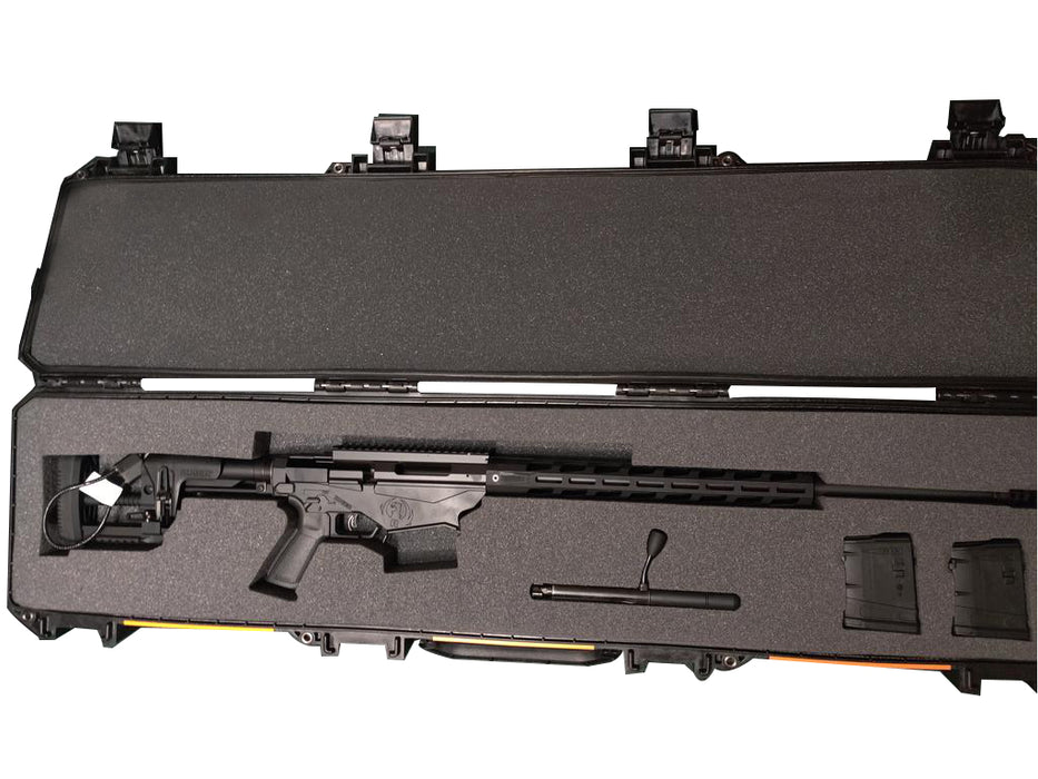 Pelican Vault Case V770 Foam Insert for Ruger Precision Rifle with Scope (Foam ONLY)