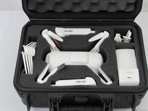 Precut - SKB Case 1209-4 With Custom Foam Insert For Yuneec Breeze Drone