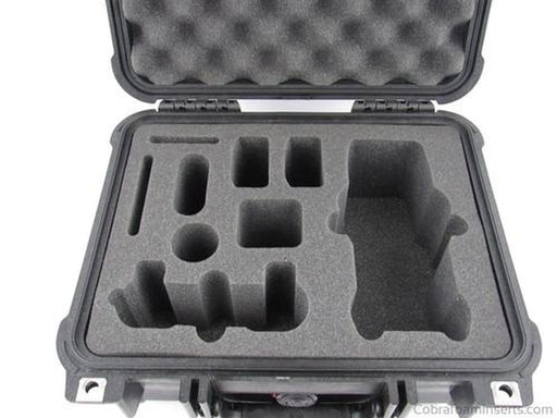 Precut - SKB Case 1209-4 With Custom Foam Insert For DJI Mavic Drone