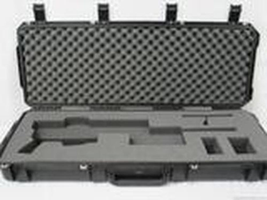 SKB Case 3i-4214-5 With Foam Insert for Ruger precision Rifle and Handguns (CASE & FOAM)-New-Cobra Foam Inserts