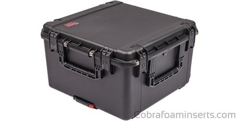 Case - SKB ISeries 2424-14 Waterproof Utility Case