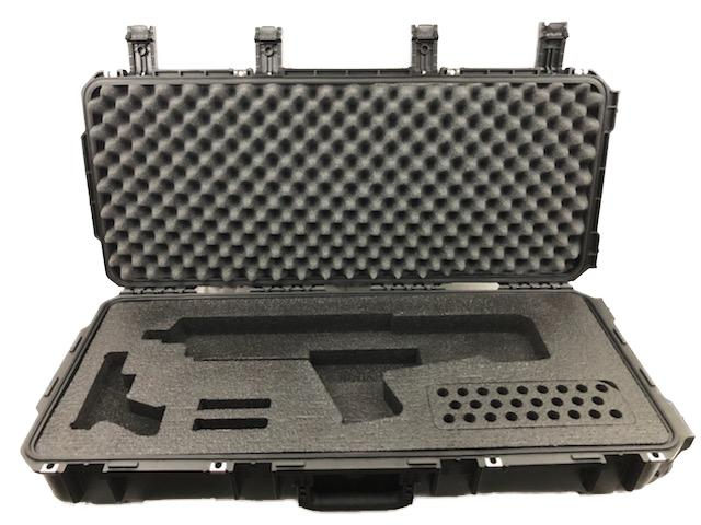 Case For Tavor TS12 Shotgun and Shells